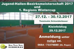 Jugend-Hallen-BM 2017 + 1. Regions Wintercup