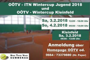 OÖTV Jugend Wintercup in Summerau