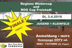 FINALE Regions WC + ROG Cup