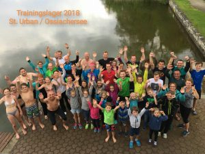 Trainingslager 2018 St. Urban / Ossiachersee